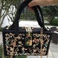 2016 Hot Sale Sale Luxury Women's Handbags High Quality Leather Diamond Evening Clutch Shoulder Bags Messenger Wallet