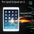 Высокий Ясный Усиленное Закаленное Стекло для iPad 5/6 Screen Protector Твердое обложка Для Apple Ipad Air 2/Air 1/Pro 9.7 Закаленное Стекло
