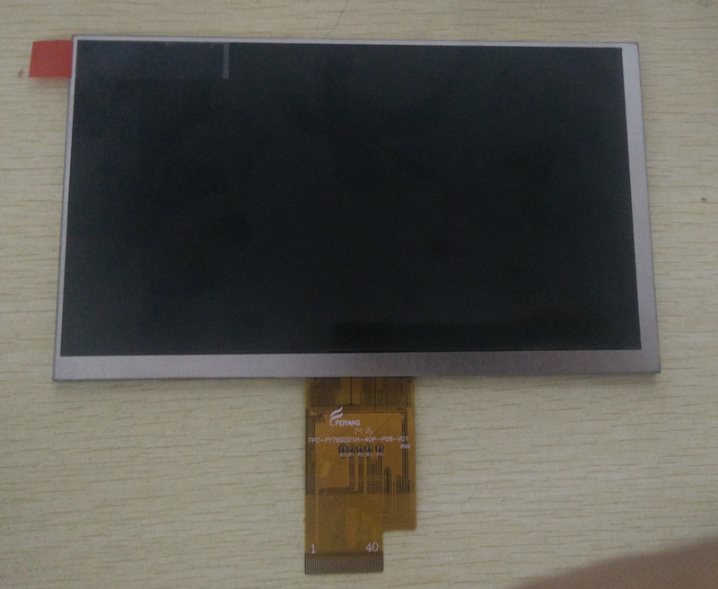 For  CASPER Via T17-G  lcd screen display  Tablet Free Shipping