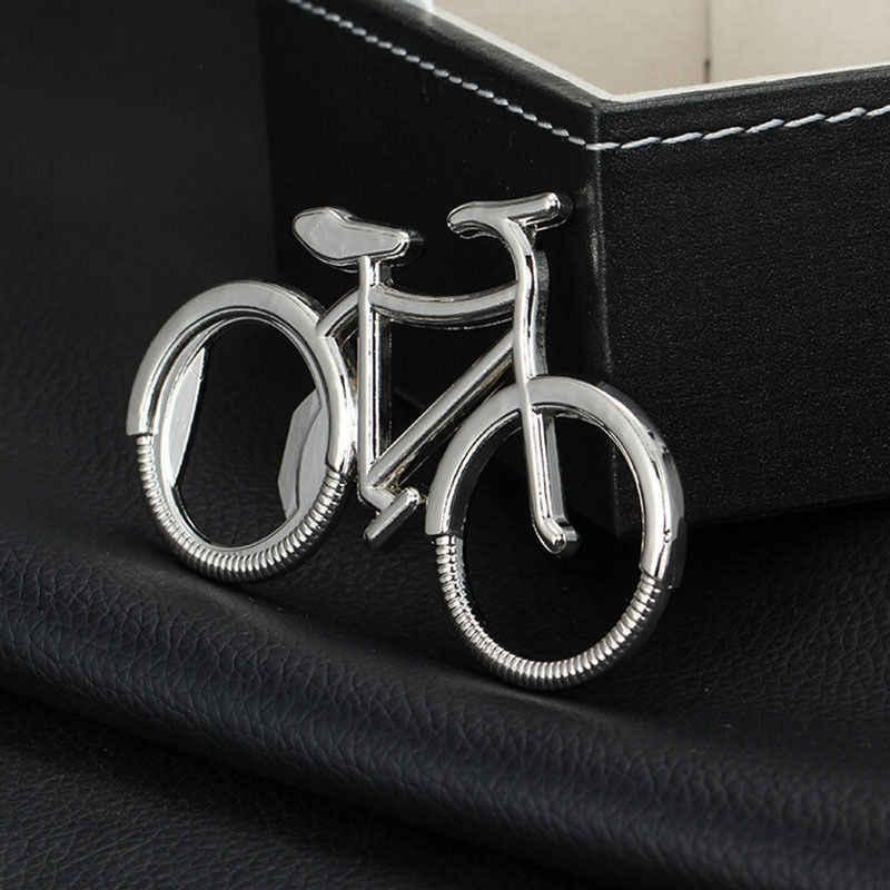 Брендовые Новые велосипедные металлические пивные бутылки открывалка милые брелоки для любителей велосипедов Свадебный Подарок на годовщину брелок с велосипедом