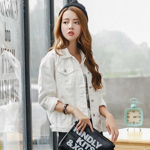 Aliexpress.com : Buy Korean Style 2016 Fashion Spring Autumn White ...