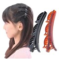 2pcs New arrival Double Layer Magical style Fringe clip women hair styler tools Free Shipping
