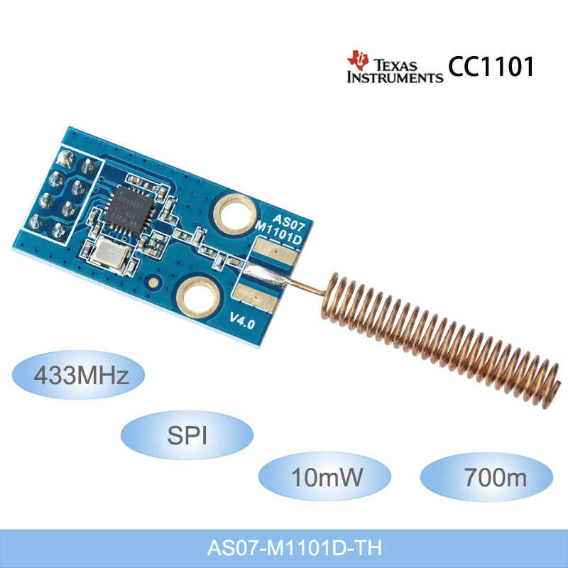 Detail Feedback Questions about 433MHz CC1101 Wireless RF module SPI