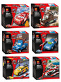 Bela CARS 2 Car Model Building Blocks Set Vehicle Model Brick Toys Compatible with kid birthday boy gift