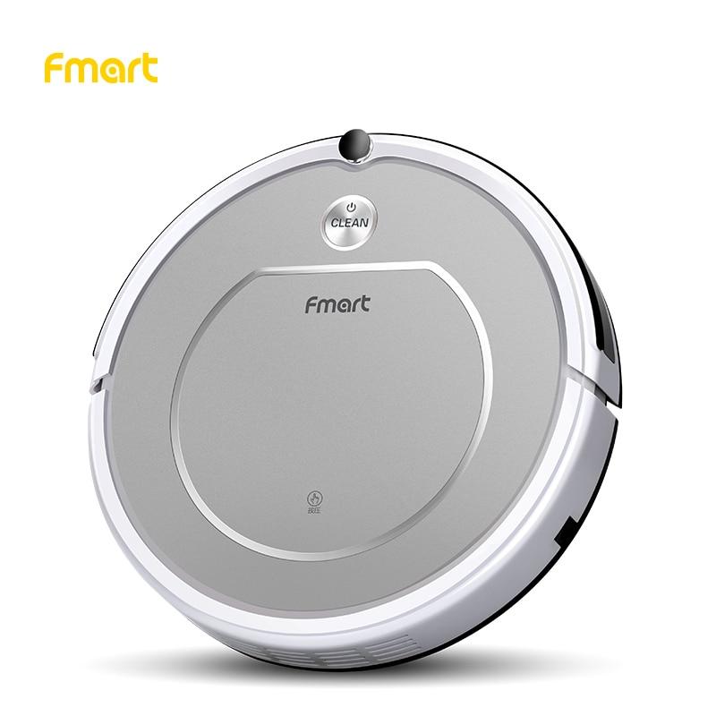 Fmart Staubsauger Für Home Geräte Nass Wischen Smart Robotic Reiniger 3 in 1 Staubsauger Kehrmaschine Sauger FM-R330