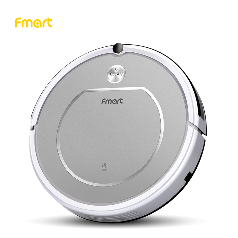 Fmart Vacuum Cleaner For Home Appliances Wet Mopping Smart Robotic Cleaners 3 in 1 Vacuums Sweeper Aspirator FM-R330 vestidos de first communion sleeveless ruffles flower girl dress little princess first communion dress wedding party hw1074