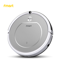 Fmart Vacuum Cleaner For Home Appliances Wet Mopping Smart Robotic Cleaners 3 in 1 Vacuums Sweeper Aspirator FM R330
