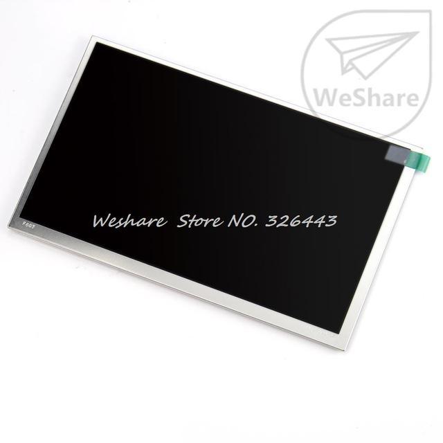 """7 """"Дюймовый 1024*600 1024X600 IPS TFT ЖК-Экран Дисплея для LMS700JF04"""