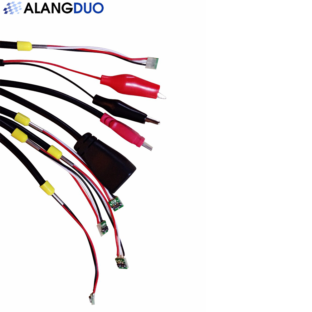 Alangduo Original Ic Dedicated Power Test Cable For Iphone 6 6s 7 Speaker Wiring Plus Samsung Battery Activatio Charging Wire Free Gift In Mobile Phone Accessory