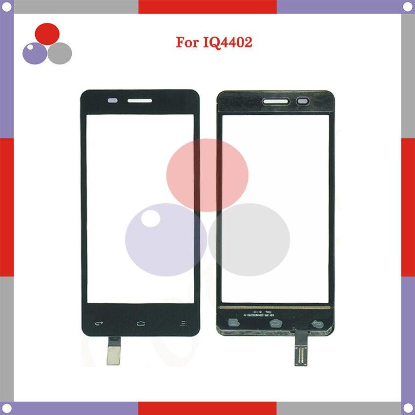 10pcs/lot 5.0 Fly IQ 4503 Quad ERA Life 6 IQ4503 Touch Screen Panel Sensor Digitizer Outer Glass Lens