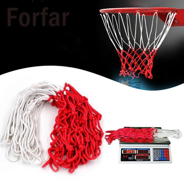 Forfar Sostituzione Basket Net Heavy Duty Obiettivo Rim Indoor Outdoor