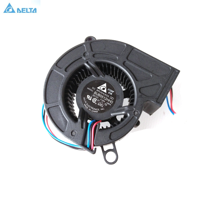 DELTA BUB0512HHD 5015 12V 0.26A 3WIRE Blower projection cooling fan