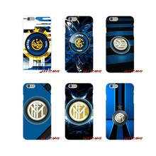 Para iPhone X XR XS MAX 4 4S 5 5S 5C SE 6 6 S 7 8 Plus accesorios del teléfono shell cubre Intermilan Milano Club(China)