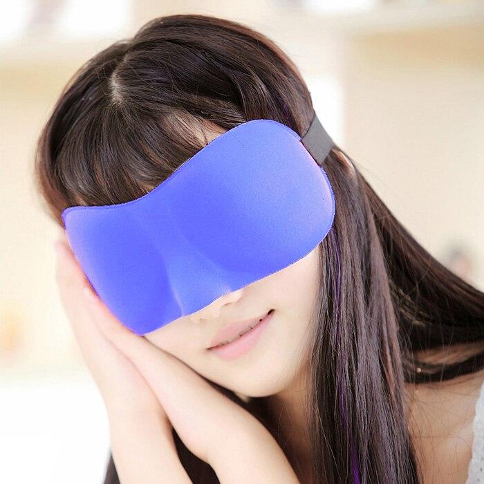 Damen-accessoires Freundschaftlich Neue Reise Rest Eyeshade Schlafen Augen Maske Abdeckung Augenklappe Augenbinden Für Gesundheit Pflege Zu Schild Die Licht Brille 1 Teile/los Ym05 Wir Haben Lob Von Kunden Gewonnen