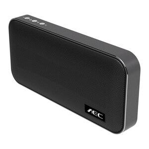 Image 2 - AEC BT 205 taşınabilir bas Bluetooth hoparlör Mini kablosuz hoparlör Stereo müzik hoparlör dahili mikrofon desteği TF kart
