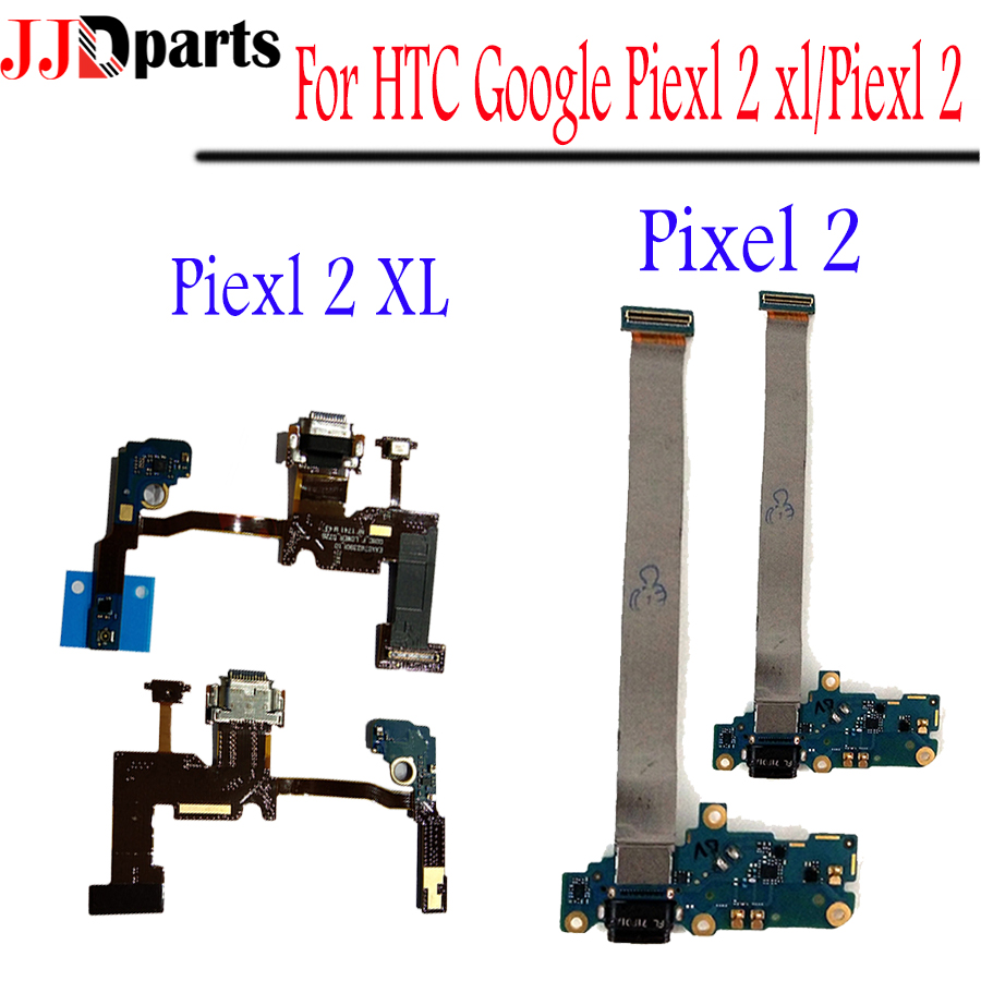 American Automobiles Faithful For Htc Google Pixel 2 Usb Charging Port Flex Cable Charger Plug Connector For Htc Google Pixel 2 Xl 6 Dock Port Flex Board Fast Color