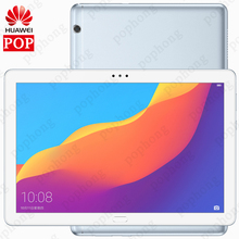 Huawei teléfono inteligente Honor MediaPad T5, teléfono móvil Original con pantalla de 10,1 pulgadas, pantalla HD de 1080P, procesador Kirin 659, Octa Core, Android 8,0, reconocimiento de huella dactilar y Tablet 5