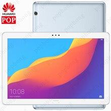 오리지널 화웨이 명예 MediaPad T5 10.1 인치 1080P HD 생생한 기린 659 옥타 코어 안드로이드 8.0 명예 타블렛 5 지문 잠금 해제