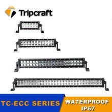36w 72W 120W 180W 240W 288W led work light bar for offroad SUV 4x4 4wd ramp