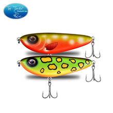 Плавающая Рыбацкая приманка-карандаш, приманка для рыбалки, 125 мм, 55 г