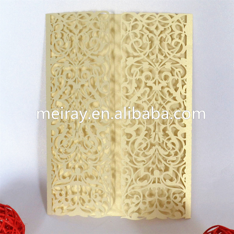 Popular Gold Craft CardBuy Cheap Gold Craft Card lots from China – Wedding Invite Card Stock