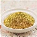 Envío libre 100g de Metal de polvo del color del brillo de Lentejuelas de oro En Polvo para Nail Art Maquillaje regalos de Navidad velas artesanales y así en