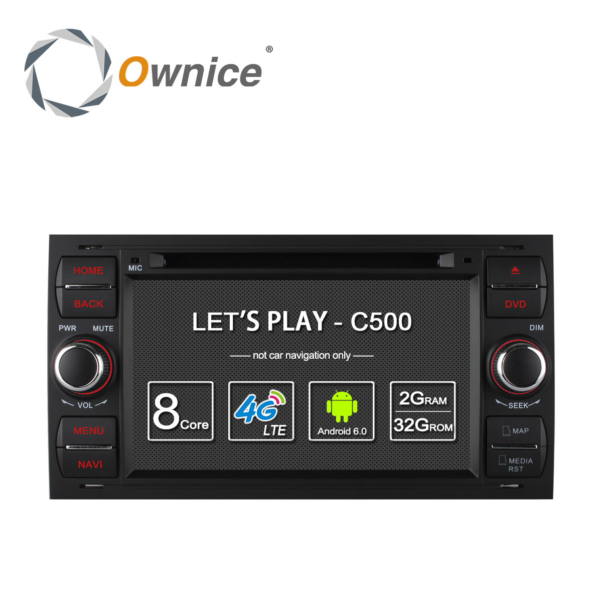 Ownice C500 Android 6 0 Octa 8 Core In Dash Car DVD Player For Ford Mondeo