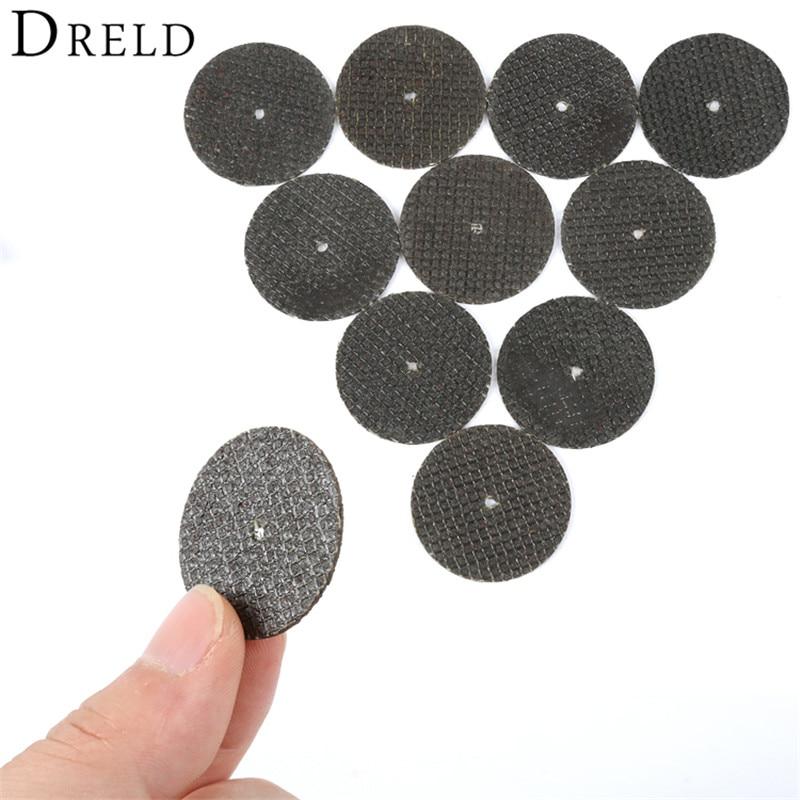 10 stks 32mm hars fiber metalen doorslijpschijf cirkelzaagblad dremel - Schurende gereedschappen - Foto 2
