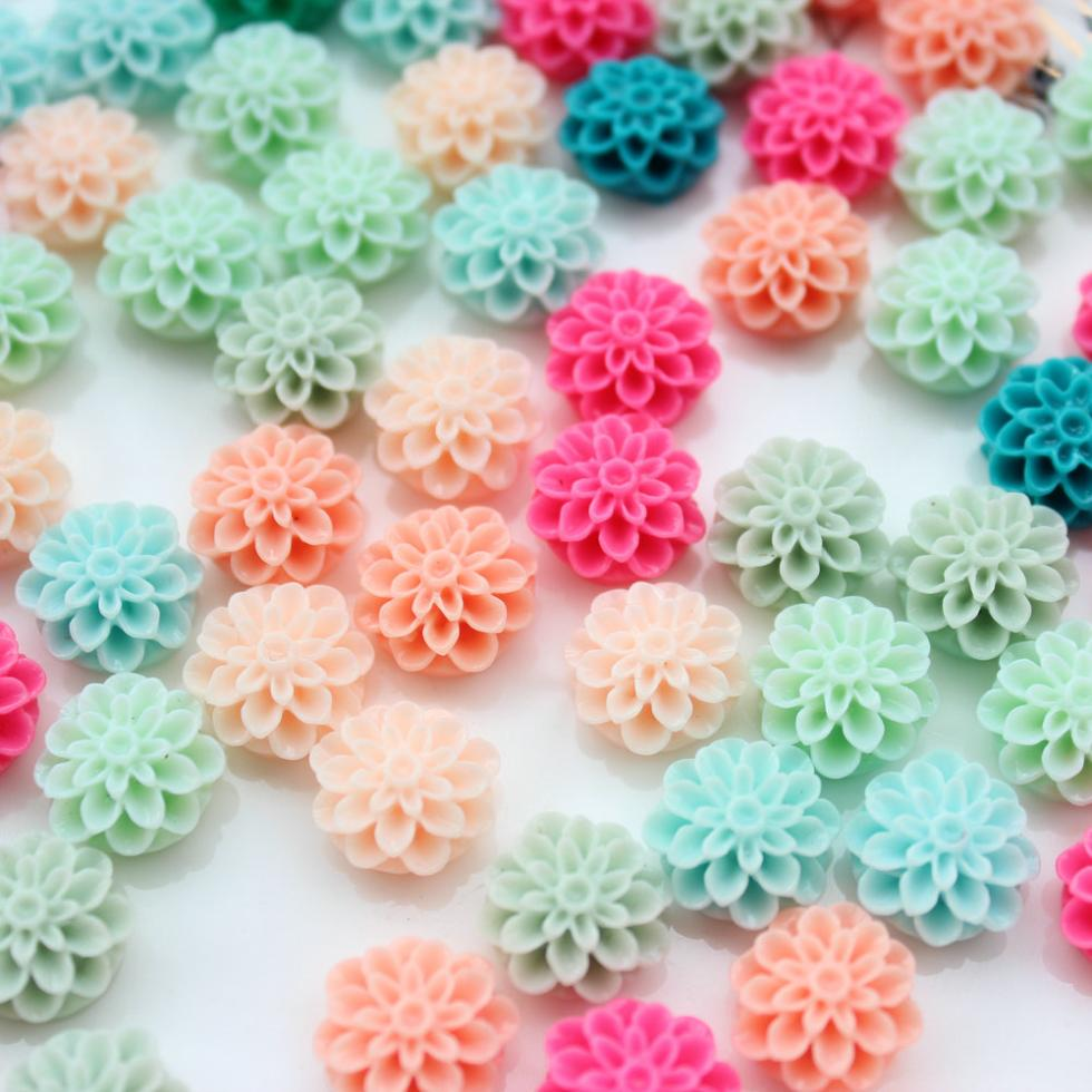 220pcs Mini Honeycomb Dahlia Flowers df5be565d9a9