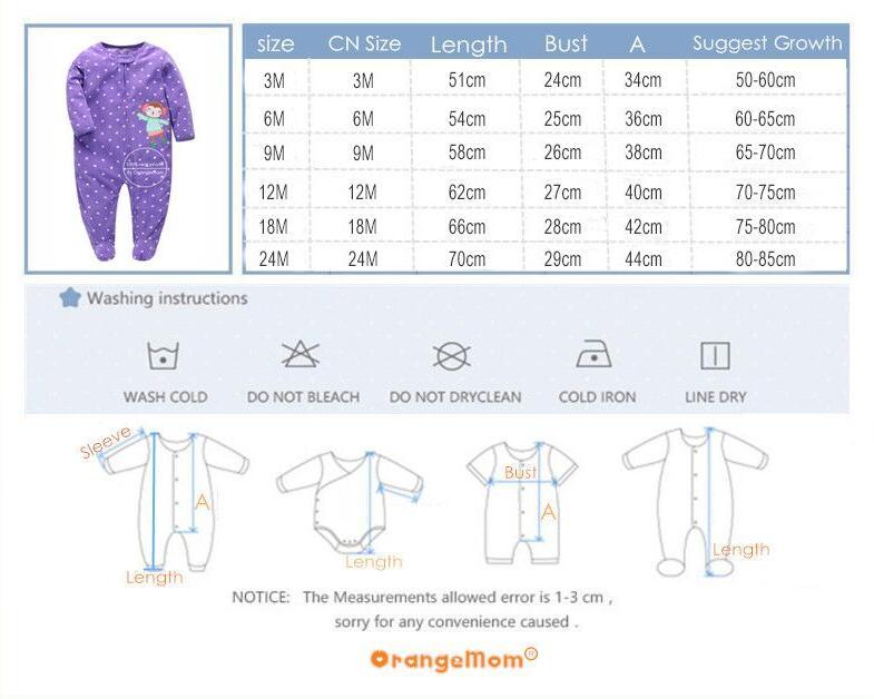 Купить с кэшбэком 2020 spring baby girl clothes  kids soft fleece rompers kids Jumpsuits Pajamas 9-24M infant girl boys clothes baby costumes