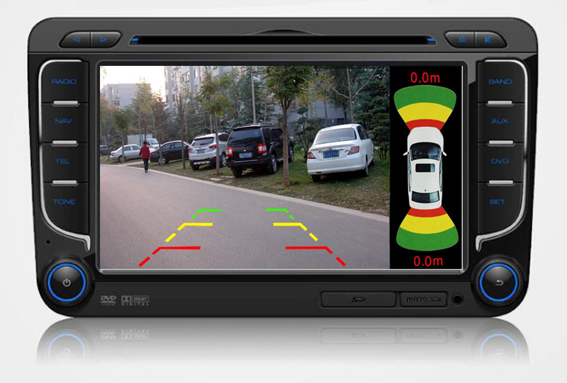 18e2c110cf9 Detail Feedback Questions about GreenYi 2019 Car Radar System 8pcs ...