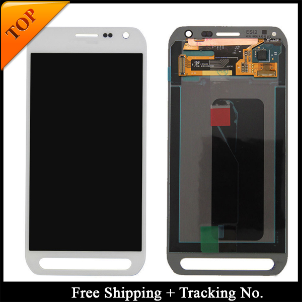 Free Shipping 100 tested SUPER AMOLED For Samsung S6 Active LCD G890 G890A Disaplay LCD Screen