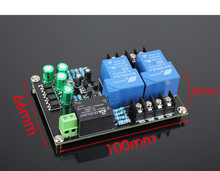AC 220 V Luidspreker Bord 30A Relais High power Vertraging start Board voor Max 900 W Versterker Board