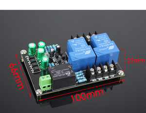 Image 1 - AC 220V Speaker Protection Board 30A Relay High power Delay start Board for Max 900W Amplifier Board