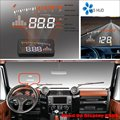 For Land Rover Defender / Discovery 2015 2016 Car Head Up Display Saft Driving Screen Projector - Refkecting Windshield