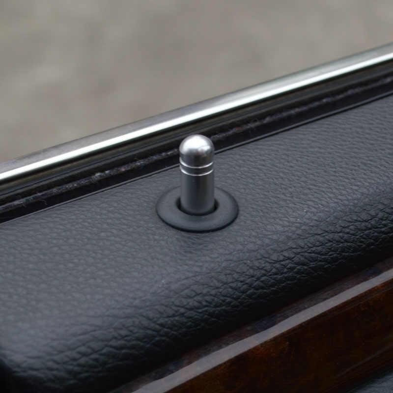 รถยนต์สำหรับ BMW 5 Series E60 ประตูลิฟท์ประตูตกแต่ง PIN ครอบคลุมภายในวงกลม Trim เลื่อม Decals AUTO อุปกรณ์เสริม