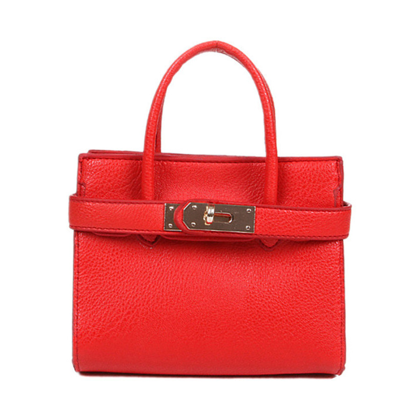 2016 New Women Messenger Bags Children Small Cross Body Bag Leather Handbags Girls Shoulder Clutch Bag Free Shipping