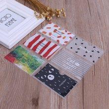Чехол для карт с мультяшным рисунком чехол кредитных держатель