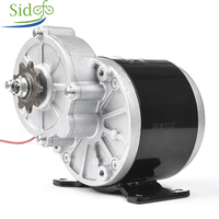Sidofo ebikes DC Brushed Motor 24V 36V 350W Electric Motor Bicycle Ectrical Engine mtb Powerful Adult Electric Bike MY1016Z3
