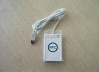 ACR122U NFC Reader Writer 13 56mhz Android Rfid NFC USB Smart Card Reader Skimmer With SDK