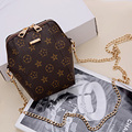Fashion Printing Women Chain Small Shoulder Bag Zipper Crossbody Bag for Women Messenger Bag Female Wallets Phone Bag petite sac