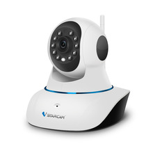 Новое Поступление VStarcam Ip-камера C25 720 P Инфракрасный ИК 10 м CMOS Сети HD Камера Коробки Беспроводной Крытый Безопасности Камеры наблюдения