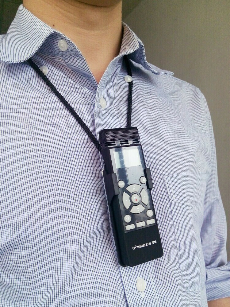 TP-WIRELESS 2.4GHz digitaalne traadita kaasaskantav kahekanaliline - Kaasaskantav audio ja video - Foto 2