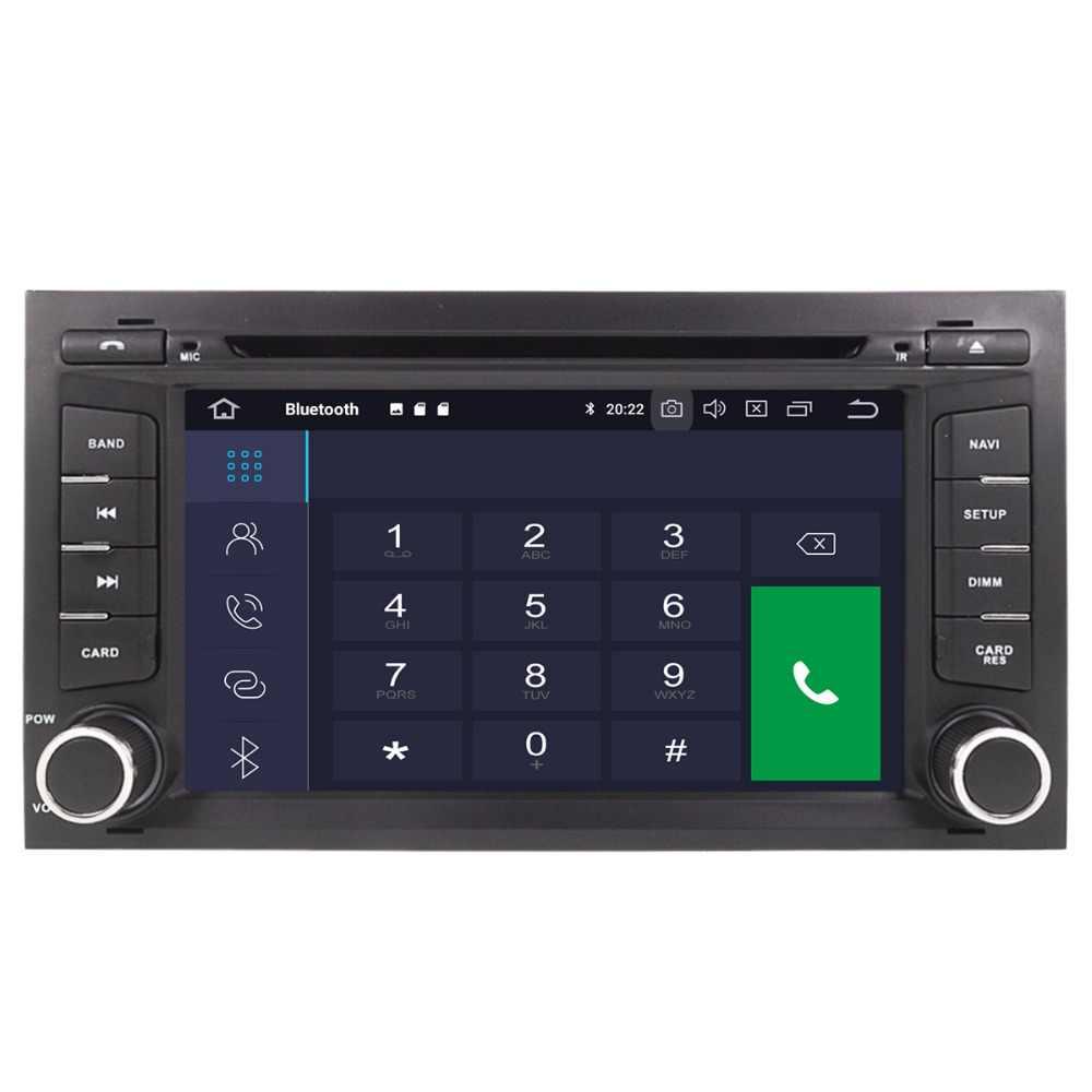 Aotsr أندرويد 9.0 نظام تحديد المواقع والملاحة سيارة مشغل ديفيدي ل سيات ليون 2012-2017 الوسائط المتعددة 2 الدين راديو مسجل بلوتوث الملاحة
