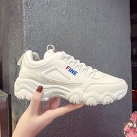 2018 Casual Shoes Ins Shoes Thick Bottom Daddy Shoes Women Sneakers Paltform Shoes Mesh Air Flat Sneakers for Girls Triple S