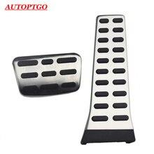 AT MT Car Pedal Pad Cover For Hyundai Sonata SantaFe Mistra Tucson IX35 i40 Elantra Kia Sorento Sportage Optima K3 K4 K5 K3S