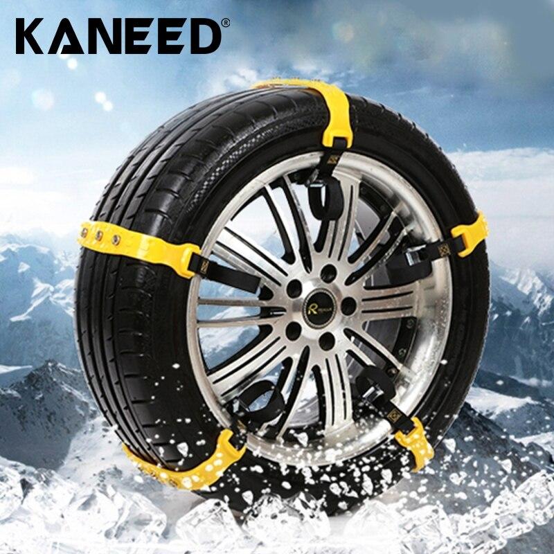 где купить  10 PCS Car Winter Snow Tire Anti-skid Chains Thickened Beef Tendon Vehicles Wheel Antiskid TPU Chain  по лучшей цене