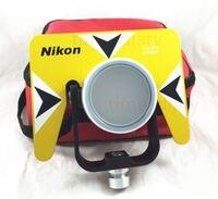 NEW NIKON SINGLE PRISM FOR NIKON TOTAL STATIONS OFFSET: 30/0mm PRISM SURVEYING