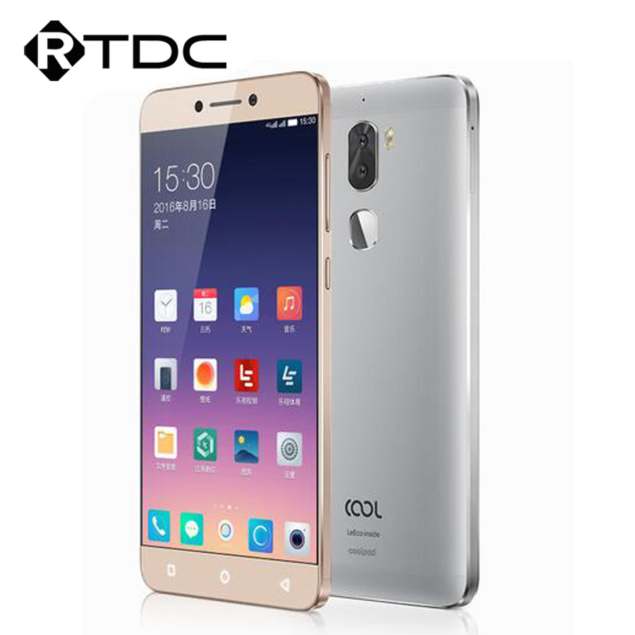 Original Letv LeEco Cool 1 4G LTE Mobile Phone Andriod 6.0 ...