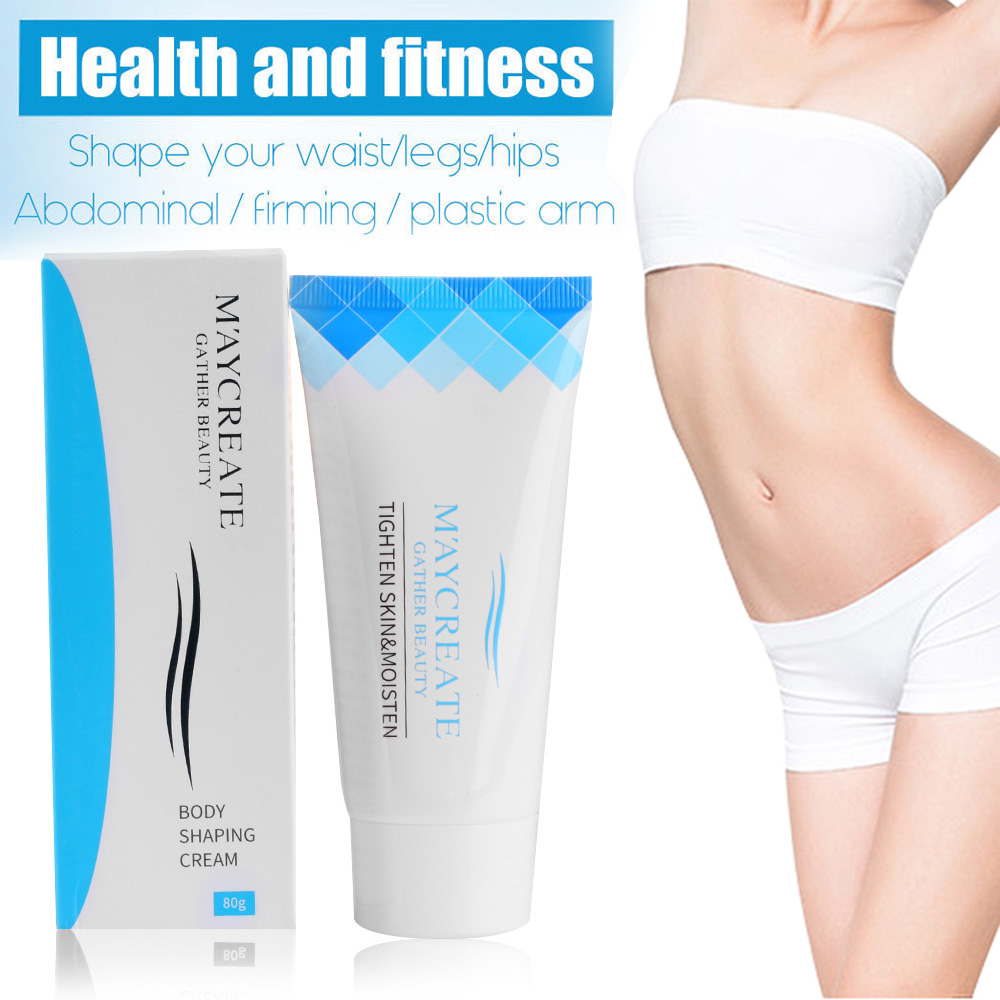 1pcs Slim Massage Cream Slimming Cream Leg Body Waist Weight Loss Fat Burner Weight Loss Anti-cellulite Tight Shaping Body Beauty & Health